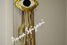 Anna Spizani Creations for Christmas / γούρια γούρια γούρια.. αλλά και κοσμήματα