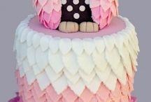 Детские тортики :) / Вкусняшки :)