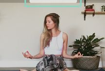 Yin Yoga / The practice of Yin Yoga. Definitions, illustrations, photos, videos, etc. Balance out your more peaceful side with Yin!