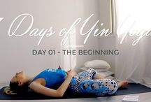 The Beginning 7 Days Of Yin Yoga