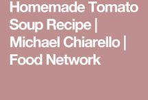 Recipes: soups