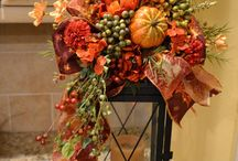 Fall decor / by Laurie Lubeck