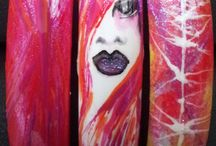 Step by Step Nail design by Janneke Brouwer / Let's have some fun!