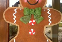 Gingerbread / by Marie Beaudoin