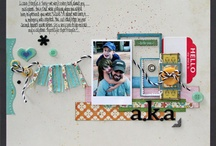 scrapbook ideas / by Anna Andersson