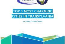 Cities in Transylvania