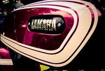 """Yamaha FS1e / Some great examples of classic project motorcycles - Restored FS1e's - The """"Fizzy!"""". Check the projectmotoparts.com for a full range of our fizzy parts. Thanks!"""