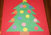 Christmas kids crafts