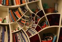Killer Bookshelves / Wild, beautiful, and unexpected ways of displaying your books