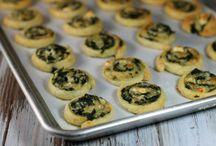 Recipes - savory snacks