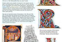 Kalligrafie illumination