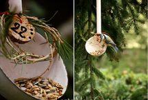 Futterstelle für Vögel / Futterstelle DIY