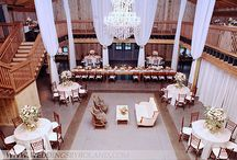 Reception Barn @ Mint Springs Farm / by Mint Springs Farm