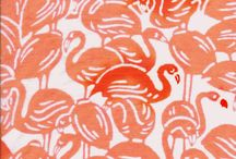 Flamingo Fancy / by Villa Figura