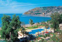 Alanya / Siz de tatilinizi yerli ve yabancı turistler tarafından tercih edilen ünlü tatil beldesi Alanya'da geçirmek istiyorsanız, ilanlarımıza göz atın: http://emjt.co/00IlV #Alanya #Turkey #summer #holiday #sea #blue #Mediterranean