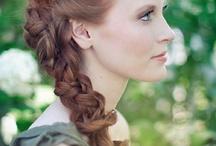 hair&makeup / by Emily Rule