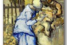 Painting. Vincent van Gogh