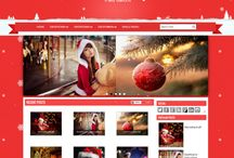 Blogger templates / The pin is all about amazingly awesome blogger templates available on the internet.