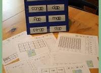 Making words/ activities
