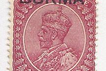 British Burma Stamps