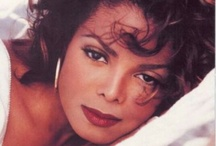 Janet Jackson / R&B diva , Actress  / by Chris R