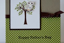 Card making: Father's Day / by Isabelle Potter @ IzzyCards