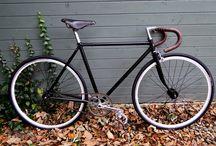 How do make a bike slightly shitter / Inspiration and method to single gear bike conversion.
