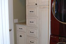 Laundry Room Ideas / by Holly Rasmussen