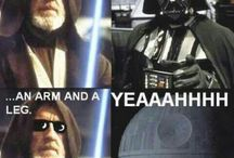 Star Wars / May the force be with you