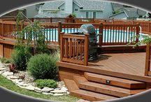 Pool /deck ideas
