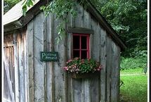 Old Sheds  / by Judy Fellows