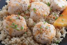 Seafood Recipes / Quick ideas for preparing your favorite fresh fish or shellfish.