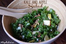 Salads / Yummy, healthy salads