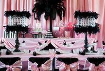 Pink & Black Glam