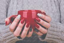 Cute manicure