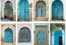 Doors / by Jennifer Harp-Douris