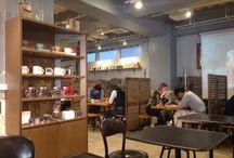 Tokyo designy/ Wifi Cafe / 電源Wi-Fiのあるカフェを中心に
