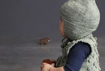 Baby Knits, Crochets, & Sewing / by Cindy Girroir