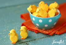 Holidays • Easter Recipes / Spring is here!