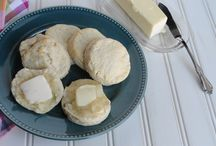 Biscuits / by Marie Shanahan