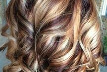 hair colour pics