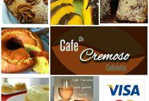 Café Cremoso Cafeteira