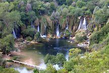 Waterfalls / by Juanita McCue