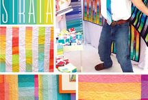 Color  Strata by Ron Appell and similar ideas quilting ideas