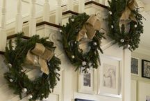 Christmas decor' ideas / by Holly Suttle Jones