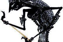 Leather Puppet ( Wayang )