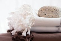 Bath Textiles 100% organic / Bath textiles made of organic cotton