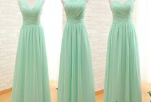 BRIDES MATE DRESSES