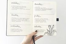 Planners / Planners, notebooks, journals.