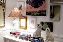 elegant decor / by Rebecca Graue Chambers